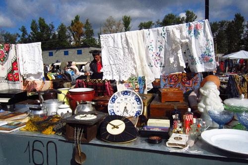 рынок в Новоподрезково