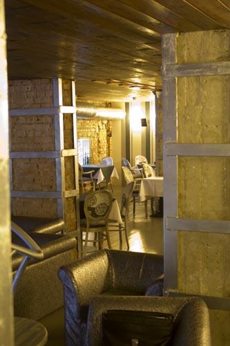 киноклуб фитиль, второй этаж