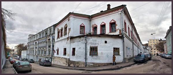 Хохловский переулок, дом. 7