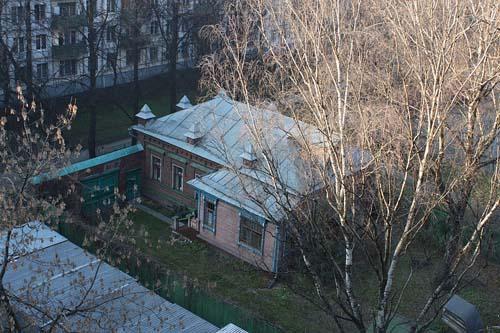 дом в черкизово