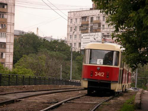 трамвай № 6