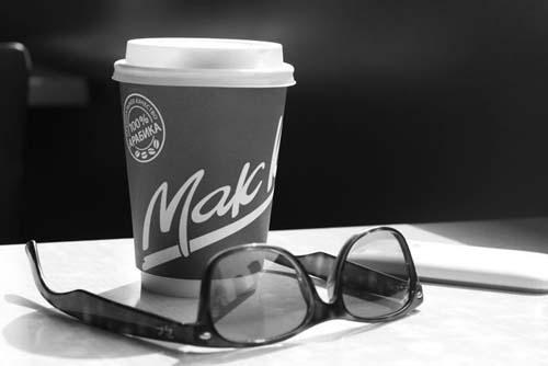 кофе то гоу из маккафе