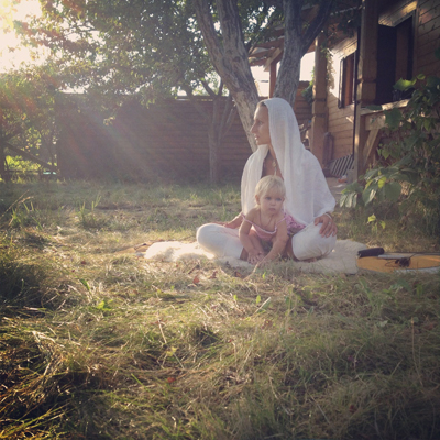 йога с детьми