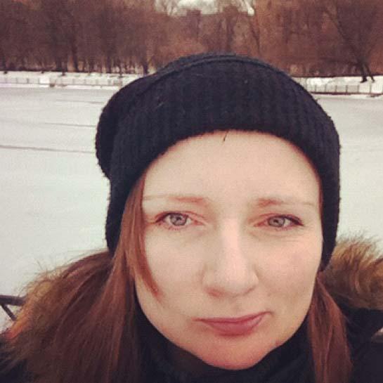 Арина Гребельская
