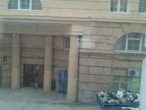 дом №11 на Новинском бульваре