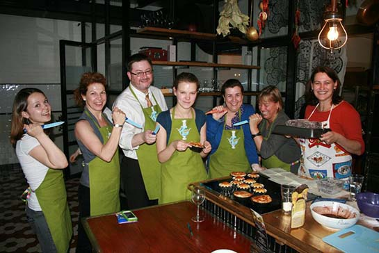 Samovar Cook&Chat Club