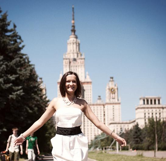 Москвичи о Москве, Ирина