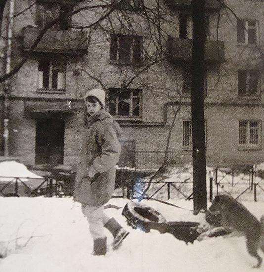 Пятый Ростовский переулок