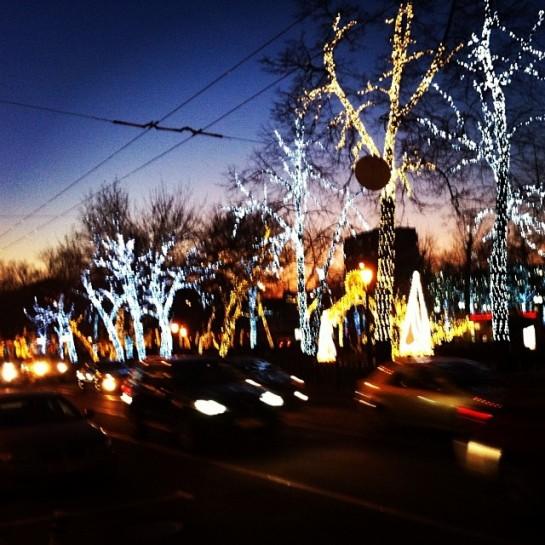 Москва  декабрь 2013