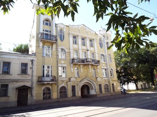 новокузнецкая улица