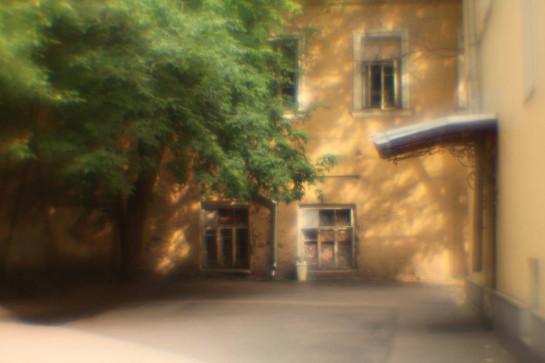 дворы