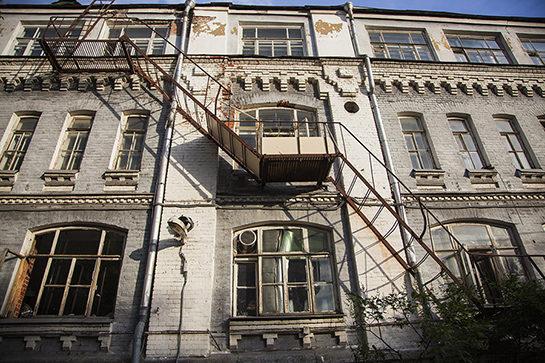 Палаты Украинцева