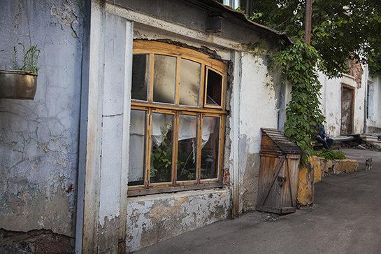 арт-гетто Хохловка