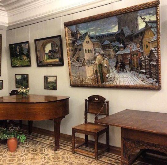 музей Васнецова