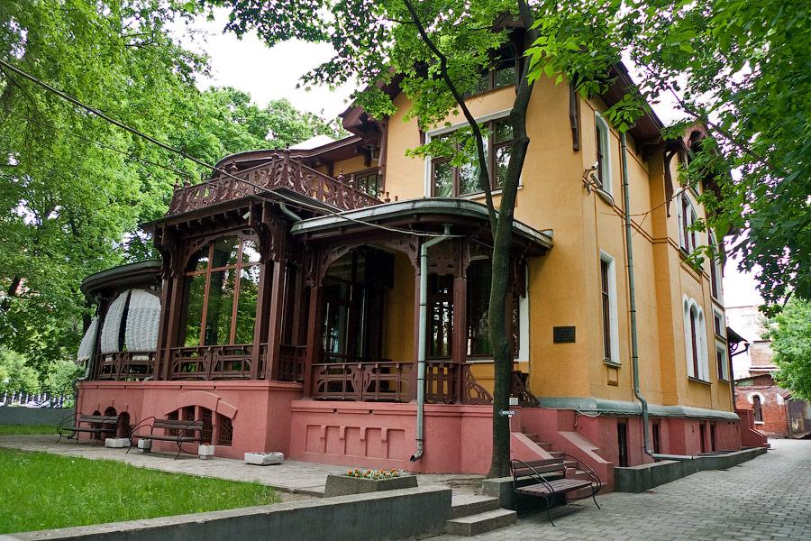 Дом Носова