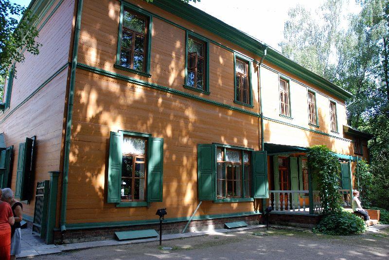 музей-усадьба Льва Толстого