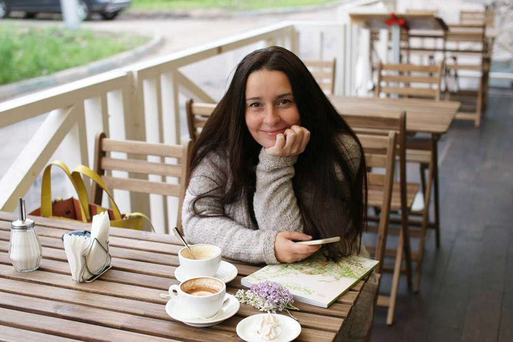 Москвичи о Москве: Оля, фотограф и блоггер