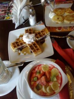 Завтраки в Москве