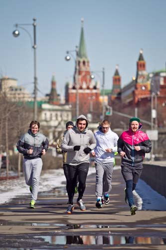 Moskva River Runners