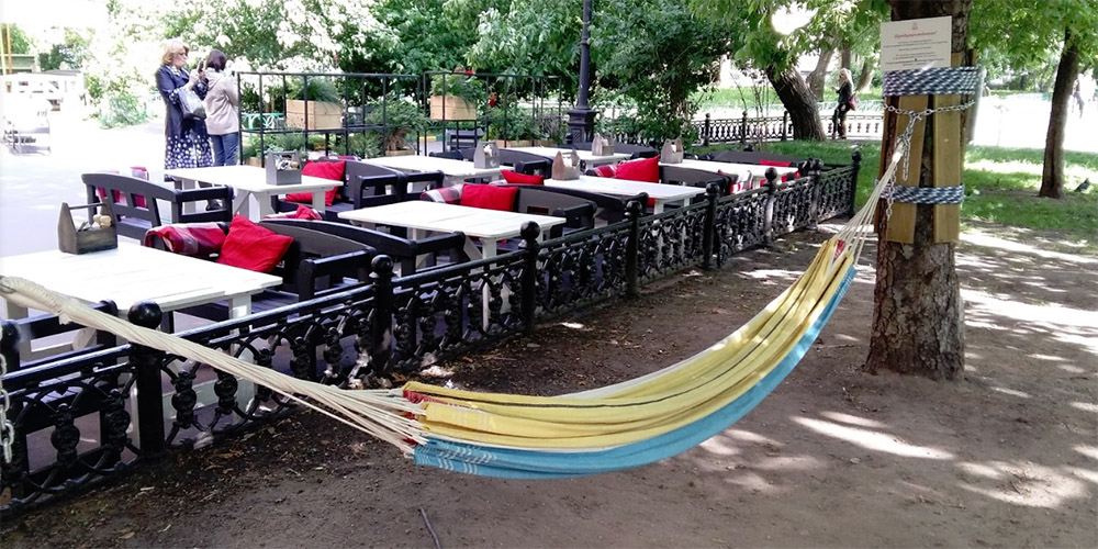 "Кафе ""Хачапури"" на Украинском бульваре"