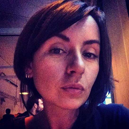 Москвичи о Москве: Ольга, административный директор