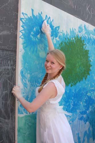Москвичи о Москве: Ирина, студентка