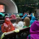 Летняя Киносреда в саду им Баумана