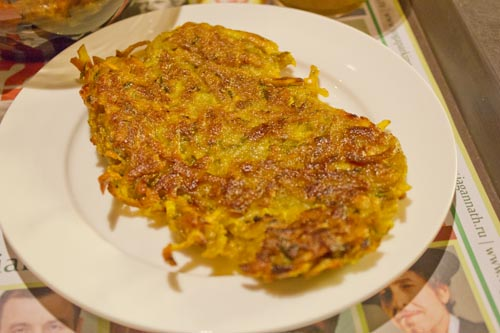 картофельный дранник Джаганнат