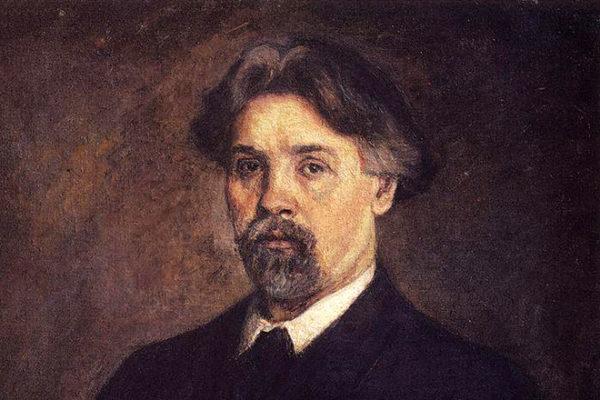 Сплетни 19 века: Суриков и Москва