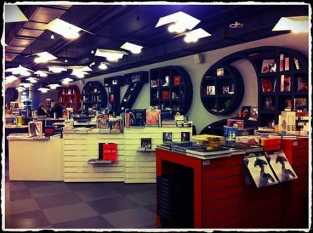 книжный магазин Москва на Воздвиженке