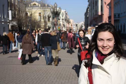 Москвичи о Москве: Ксения, сурдопедагог