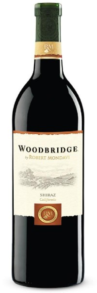 Woodbridge Shiraz 2008 by Robert Mondavi, California