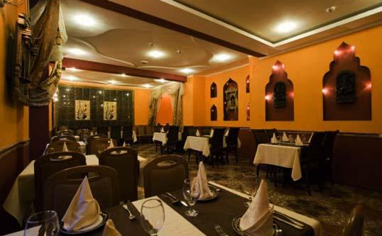 """Индийский ресторан """"Аромаcc"""""""