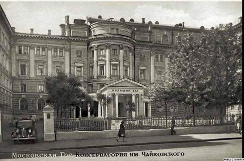 Сплетни 19-века: из истории Консерватории
