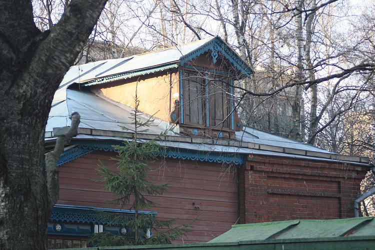 домик в черкизово