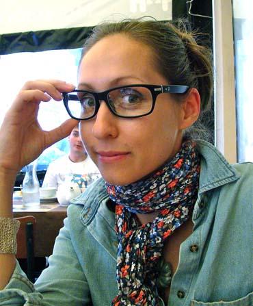 Москвичи о Москве: Анна, координатор по торговому маркетингу