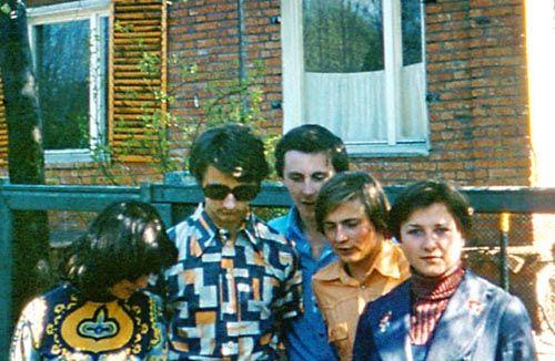 молодежь 80-х