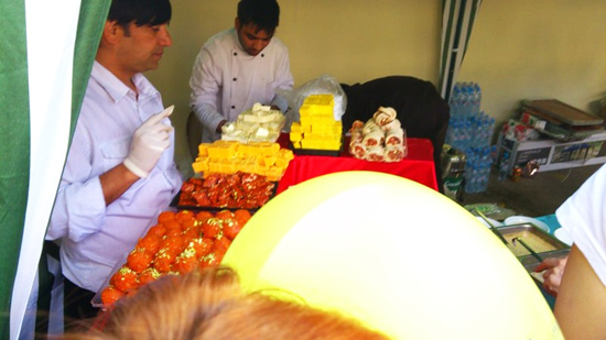 фестиваль в индийском посольстве
