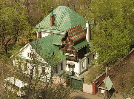 Дом-музей В.М.Васнецова