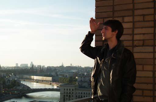 Москвичи о Москве: Николай, экскурсовод
