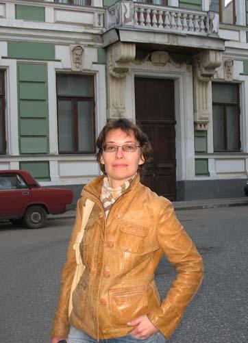 Москвичи о Москве: Мария, историк и экскурсовод