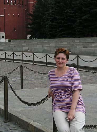 Москвичи о Москве: Оксана, бухгалтер