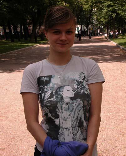 Даша, 21 год, на Гоголевском бульваре