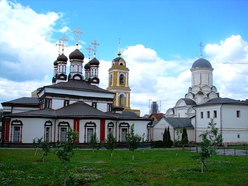 рождественский монастырь москва