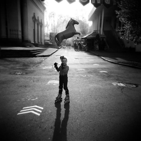 ВДНХ в наши дни. Фото Варвары Лозенко