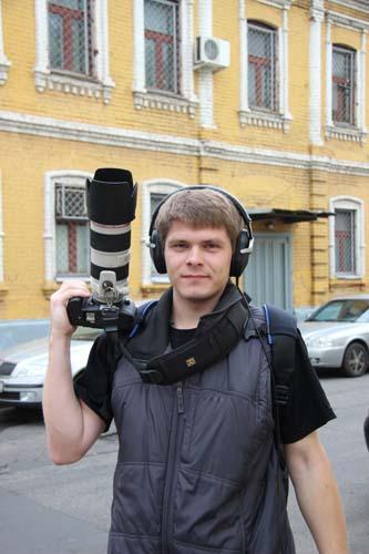 Сергей на улице Малая Ордынка