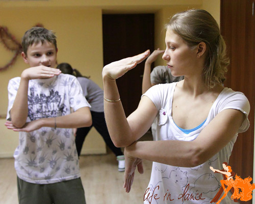 Танцевальная Мастерская