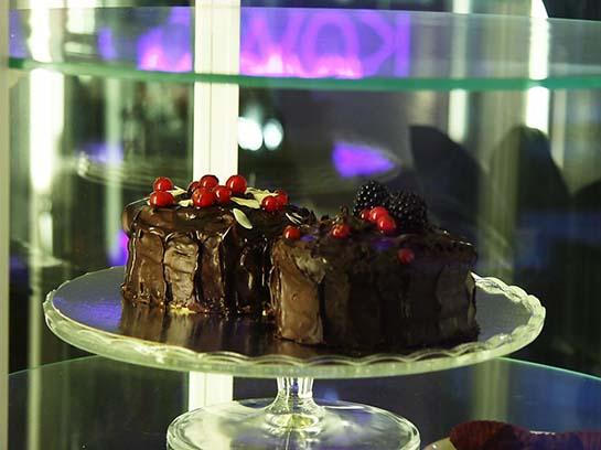 тортики в комоде