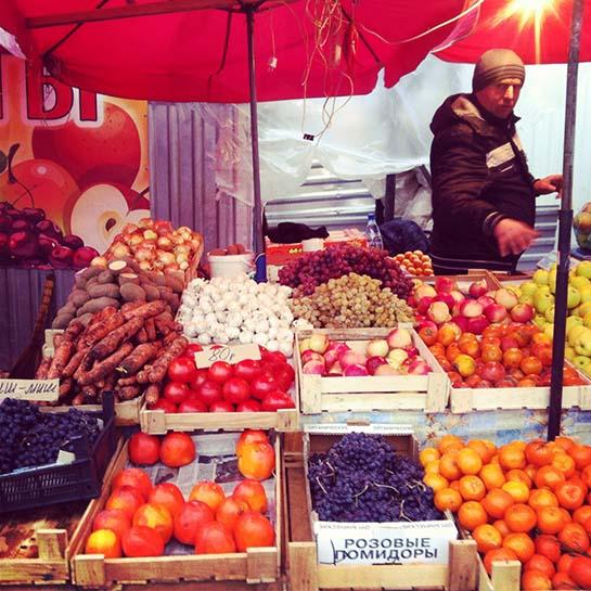 Ленинградский рынок