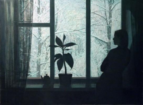 Антон Шумейко. Зимний вечер